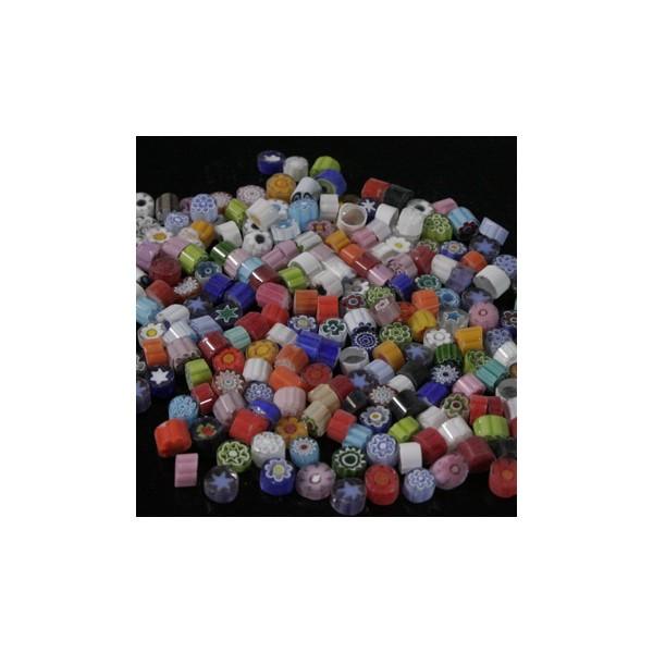 Millifiori discos Transparentes 1/2 kg