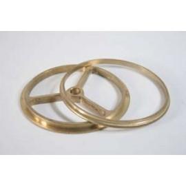 Arandela bronce